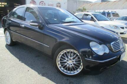 2002 Mercedes-Benz C180 Sedan Welshpool Canning Area Preview