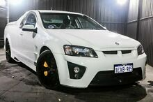 2007 Holden Special Vehicles Maloo E Series R8 White 6 Speed Sports Automatic Utility Wangara Wanneroo Area Preview