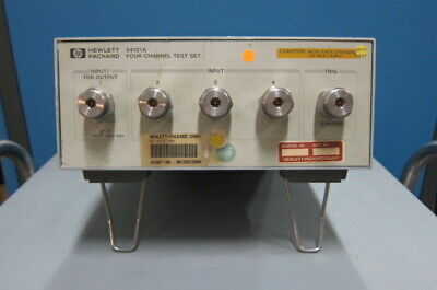 Hp 54121a Four Channel Test Set Dc-20ghz