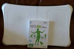 WII Fit Plus Greenwith Tea Tree Gully Area Preview