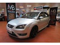 2008 FORD FOCUS 2.5 ST 3 Full Leather Heated Recaro Seats Bluetooth Xenons