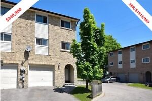 AMAZING VALUE!! BEAUTIFUL CONDO TOWNHOUSE IN HIGHLY DESIRED AREA