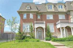 Freehold Double Garage End Unit Townhouse 3 Bed / 4 Bath