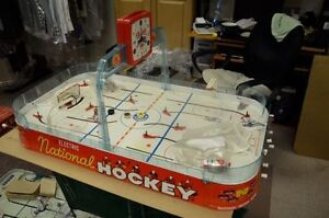 WANTED: VINTAGE TABLE TOP HOCKEY GAME