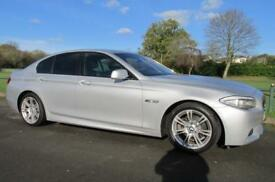2012 (12) BMW 5 Series 2.0 520d M Sport auto ***FINANCE AVAILABLE***