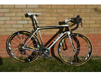 Trek Madone 9.2 , incredible racer as ridden by Lance Armstrong in the Tour de France, for sale