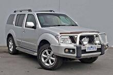 2011 Nissan Pathfinder  Silver Auto Seq Sportshift Wagon Cranbourne Casey Area Preview