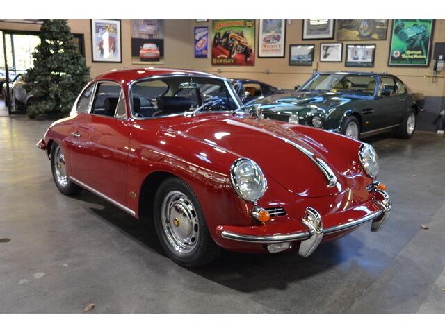 Imagen 1 de Porsche 356  red