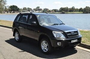 2011 Chery J11 T1X (FWD) Black 5 Speed Manual Wagon Croydon Burwood Area Preview