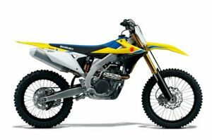 2018 Suzuki RM-Z450 Off Road Bike 449cc