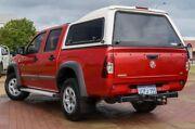 2007 Holden Rodeo RA MY07 LX Crew Cab Red 4 Speed Automatic Utility Bunbury Bunbury Area Preview