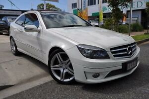 2010 Mercedes-Benz CLC200 Kompressor White Automatic Coupe Margate Redcliffe Area Preview