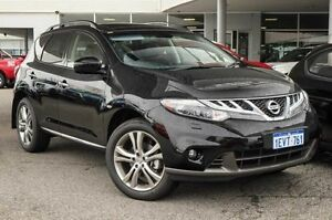 2015 Nissan Murano Z51 Series 4 MY14 TI Black 6 Speed Constant Variable Wagon Osborne Park Stirling Area Preview