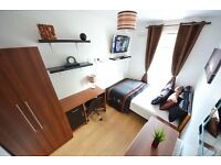 ▬♥► Exceptional Double + Modern TV with Internet! Charming Area in Plaistow near Stratford City ◄♥▬