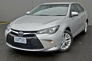 2015 Toyota Camry Silver Sports Automatic Sedan Cranbourne Casey Area Preview