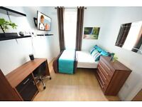 |▲ Terrific Double+TV in Stratford Area.FREE WiFI Cleaner in Premium House:Stratford-WestHam Area ▼|