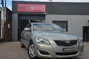 2009 Toyota Aurion GSV40R AT-X Silver Ash 6 Speed Sequential Auto Sedan North Curl Curl Manly Area Preview