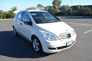 2008 Mercedes-Benz B180 CDI W245 MY08 White 7 Speed Constant Variable Hatchback Brompton Charles Sturt Area Preview
