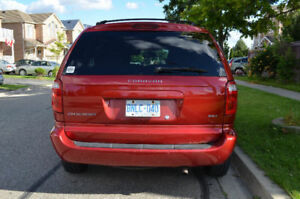 2007 Dodge Caravan SXT Minivan, Van with Bluetooth