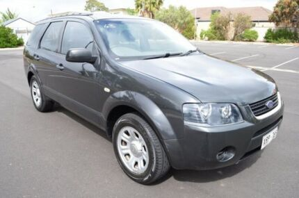 2007 Ford Territory SY TS Grey 4 Speed Sports Automatic Wagon Brompton Charles Sturt Area Preview