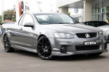 2012 Holden Ute VE II MY12.5 SV6 Z Series Grey 6 Speed Sports Automatic Utility Gymea Sutherland Area Preview