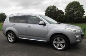 2009 (59) Peugeot 4007 2.2HDi 156 GT ***FINANCE AVAILABLE***