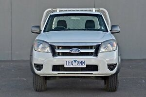 2011 Ford Ranger  White Manual Cab Chassis Cranbourne Casey Area Preview