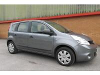 2012 (61) Nissan Note 1.5dCi ( 86ps ) E5 Visia ***FINANCE AVAILABLE***