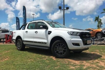 2018 Ford Ranger PX MkII 2018.00MY XLT Super Cab White 6 Speed Sports Automatic Utility Berrimah Darwin City Preview