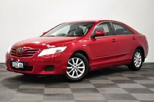 2011 Toyota Camry ASV50R Altise Red 6 Speed Sports Automatic Sedan Edgewater Joondalup Area Preview