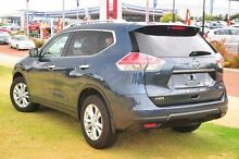 2015 Nissan X-Trail T32 ST-L X-tronic 4WD Tempest Blue 7 Speed Constant Variable Wagon Wangara Wanneroo Area Preview