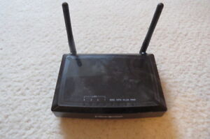 Ultra speed router