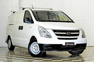 2012 Hyundai iLOAD TQ MY11 White 5 Speed Automatic Van Burleigh Heads Gold Coast South Preview