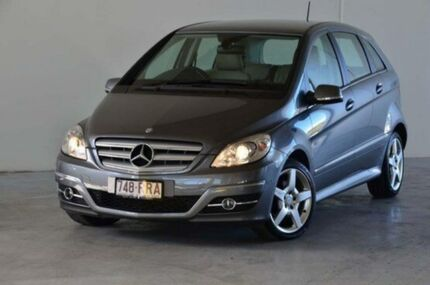 2010 Mercedes-Benz B180 CDI W245 MY11 Grey 7 Speed Constant Variable Hatchback Robina Gold Coast South Preview