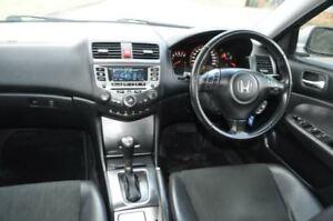 2007 Honda Accord Euro Limited Edition Silver 5 Speed Sequential Auto Sedan