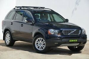 2008 Volvo XC90 P28 MY08 D5 Blue 6 Speed Sports Automatic Wagon Blacktown Blacktown Area Preview