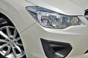 2013 Subaru Impreza G4 MY13 2.0i Lineartronic AWD White 6 Speed Constant Variable Sedan Mornington Mornington Peninsula Preview