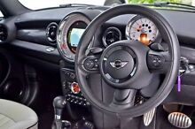 2013 Mini Hatch  Black Sports Automatic Hatchback Burwood Whitehorse Area Preview