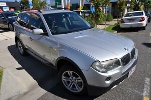 2007 BMW X3 E83 Silver Sports Automatic Wagon Margate Redcliffe Area Preview