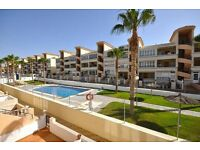 Ground floor apartment in costa blanca spain