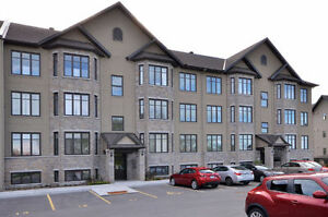 2 BR Condo w/ 2 Parking in Orleans/Petrie Island
