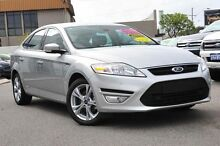 2014 Ford Mondeo MC Zetec PwrShift EcoBoost Moondust Silver 6 Speed Sports Automatic Dual Clutch Hat Osborne Park Stirling Area Preview