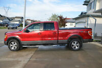 2009 Ford F-150 SuperCrew FX4  - Low KM