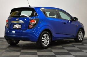 2014 Holden Barina TM MY14 CD Blue 5 Speed Manual Hatchback Edgewater Joondalup Area Preview