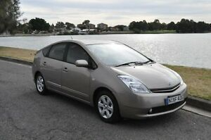 2004 Toyota Prius NHW20R I-Tech Hybrid Gold Continuous Variable Hatchback Croydon Burwood Area Preview