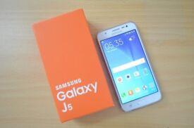 Samsung Galaxy J5 unlocked any network ***good condition in box***100% original phone***