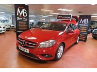 2014 MERCEDES BENZ A CLASS A180 CDI ECO SE Bluetooth Audio Diesel 6 Speed