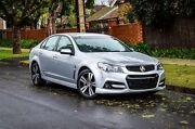 2015 Holden Commodore VF MY15 SV6 Storm Silver 6 Speed Sports Automatic Sedan Medindie Walkerville Area Preview