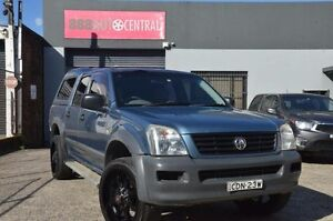 2005 Holden Rodeo RA MY06 Upgrade LX Blue 4 Speed Automatic Crewcab North Curl Curl Manly Area Preview