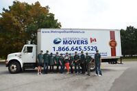 Ten Years Of Experience In The Moving Industry 888 627 2366